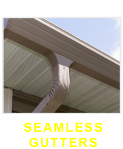 New Seamless Gutters - Construction Services