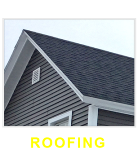 New Roofing - Construction Services