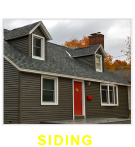 NEW Home SIDING - Construction Services